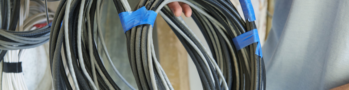 Residential Cable Infrastructure - Dynatel